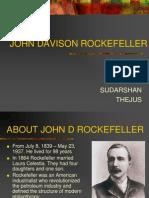 John Davison Rockefeller Ppt