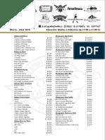 Lista de Precios Marzo 2015-1