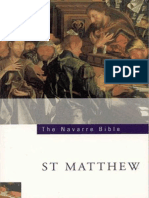 Navarre Bible -  St. Matthew, The - University for Navarre
