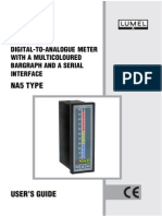 Na5 Service Manual Bargraph Lumel