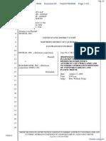 Netflix, Inc. v. Blockbuster, Inc. - Document No. 23