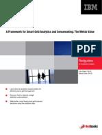 A Framework for Smart Grid Analytics and Sensemaking