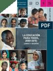 Informe Unesco EPT 2015