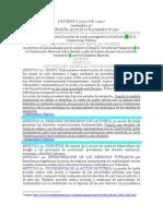 Decreto 2591 de 1991 PDF