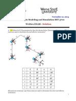 MIT 5700 Exam Fall 2014-SOLUTION(Undergrad)