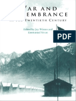 Winter, War and Remembrance in the Twentieth Century