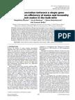 Strong Relat a Gene and Fertil Succ Male Bulb Mite-PRSB07
