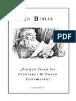 03 El Nuevo Testamento