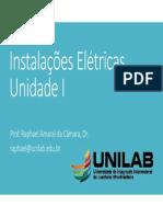 Unidade I - Revisão de Circuitos Elétricos - Aula1