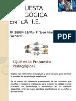 DIAPOSITIVA ... PROPUESTA PEDAGÓGICA.pptx