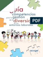 Guía de Competencias para la Gestión de la Diversidad en los Entornos Laborales