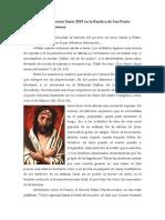 Predicación Viernes Santo 2015 P Rainiero Cantalamessa