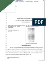 Cygnus Telecommunications Technology, LLC v. Worthington et al - Document No. 2