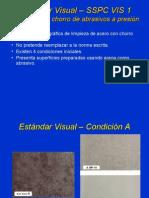 Estándar Visual - SSPC VIS 1