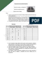 Programacion Control Remoto Daspi.l