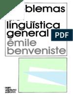 Problemas de La Linguistica General II