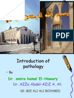 Introduction to Pathology & Pathology of Inflammation 2009