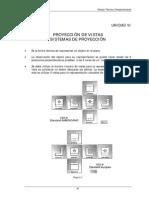 Proyeccion de Vistas,Sistemas de Proyeccion