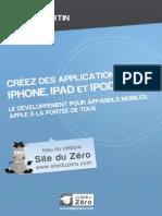 Creez Des Applications Pour iPhone iPad Et iPod Touch