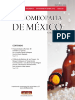 La Homeopatía de México, no. 681 (noviembre-diciembre de 2012)