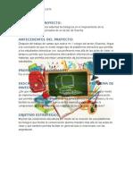 Proyecto Institucion Educativa
