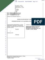 CLRB Hanson Industries, LLC et al v. Google Inc. - Document No. 68