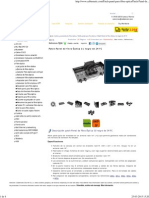 Patch Panel de Fibra Óptica 1U Negro de 24 FC