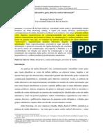 Midia Alternativa Para Alem Da Contra-Informacao -MAZETTI