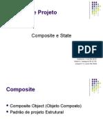 Apresentação Composite e State