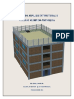 Analisis Estrutural II