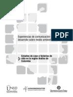 Experiencias de Comunicación, Desarrollo y Medio ambiente ne la Region Andina- Colombia