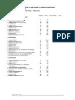 Relacao de Materiais Modulo Sanitario 5 10m2 Anexo3