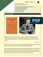Essay Tradition and Originality