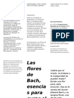 INFO Flores de Bach