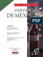 La Homeopatía de México, no. 682 (enero-febrero de 2013)