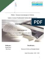 (Taha D+ Kamal D) PFE (Impact des Normes IFRS sur Les états financières.docx