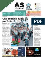 Mijas Semanal Nº 629 Del 10 al 16 de abril de 2015