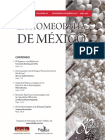 La Homeopatía de México, no. 687 (noviembre-diciembre de 2013)