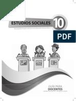 Guia de Docente Sociales 10mo
