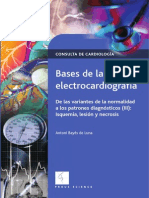 Bases de La Electrocardiogradia III