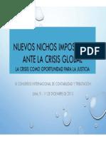 Nuevos Nichos Impositivos Ante La Crisis