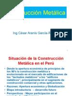 Construcciónes Metálicas-Charla UPN.