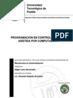 Reporte de Estadías UTP