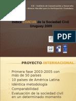 Presentacion ISC Uruguay 2009