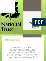 National Trust Powerpoint