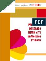Protocolo VIH e ITS