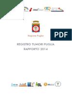 2014 Registro Tumori Puglia