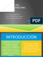 Influencia Del Shopper Marketing En Soriana