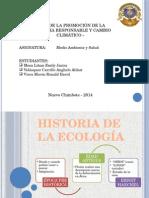 Ecosistema y Ciclos Biogeoquímicos