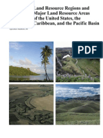 Land Resource Regions and Major Land Resource Areas of the United States, the Caribbean, and the Pacific Basin.